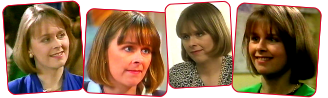 Elly Fielding played by Penny Cook