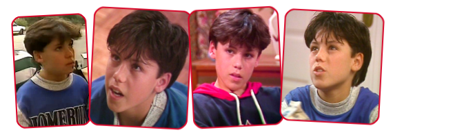 Zac Spencer played by Daniel Knight