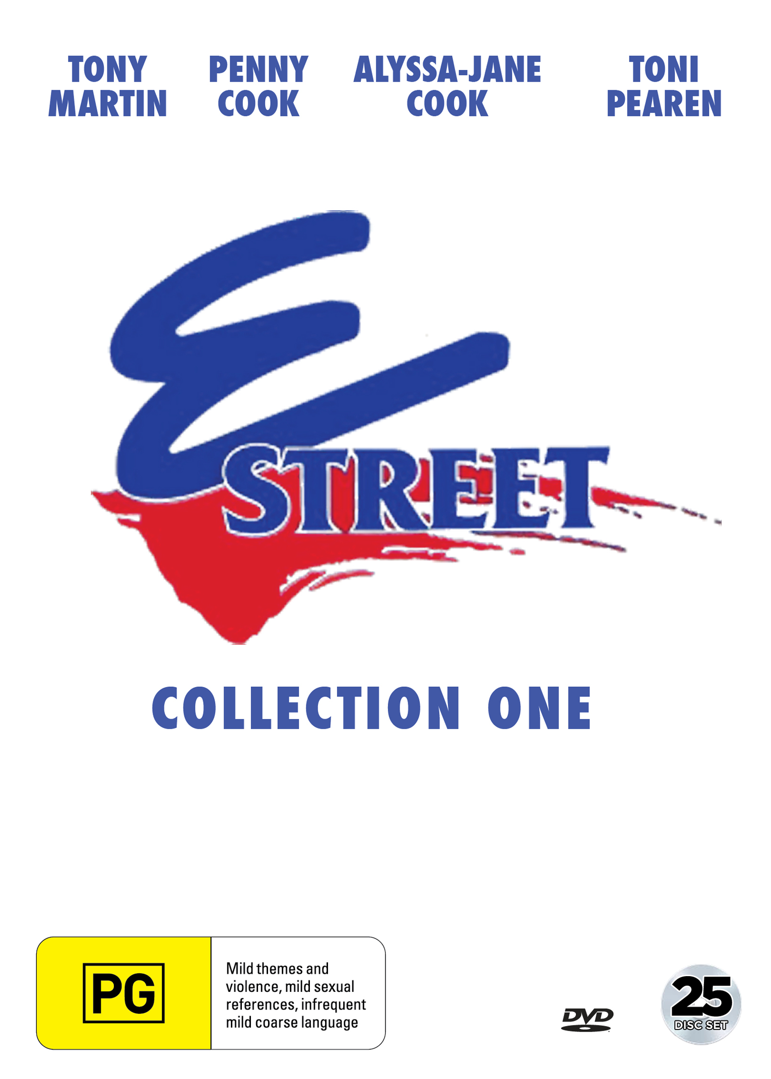 E Street DVD Collection One